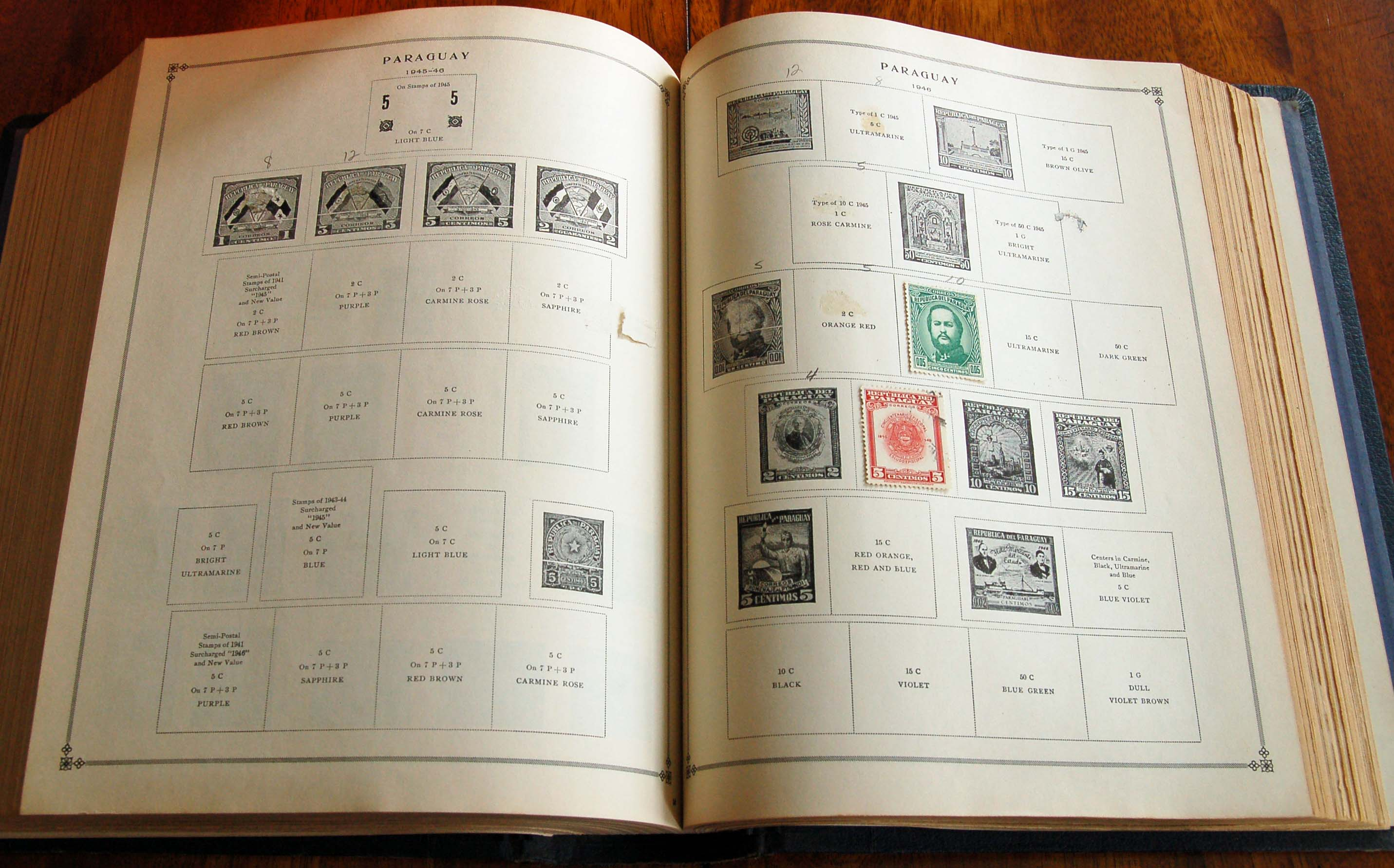 Affordable Stamp Album Pages   Stamp Collecting On The Cheap